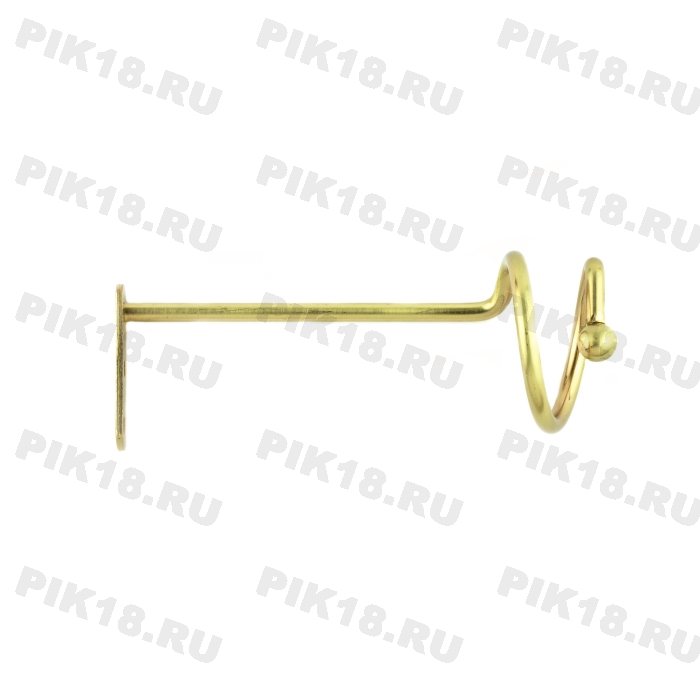 Спираль Шлифованное золото