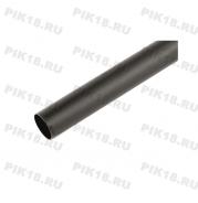 Труба гладкая 2,4м Ø19мм Чёрный
