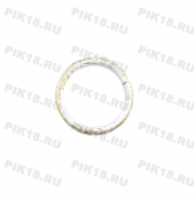 Фурнитура Кольцо Ø16мм Белое Золото
