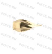 Наконечник Твистер  Ø16мм Шлифованное золото