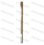 Стойка 40x40мм под 2 ригеля (AISI 201)
