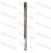 Стойка 40x40мм под 4 ригеля (AISI 201)