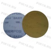 Абразивный круг на липучке CA331 Ø125мм, Р120