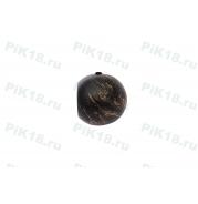 Наконечник Шарик Ø16мм Чёрное Золото
