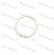 Кольцо Ø19мм Белый